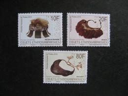 Polynésie: TB Série N° 1110 Au N° 1112 ,neufs XX . - Unused Stamps