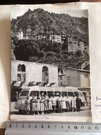 Réal Photo Autobus - Bus - Car  Souvenir De Touet Sur Var - Cars