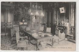 DEPT 59 : Cambrai Le Cabinet Du Maire : édit. ? N° 891 - Cambrai
