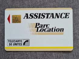 D45 - RENAULT DIAC - ASSISTANCE PARC LOCATION - Phonecards: Private Use