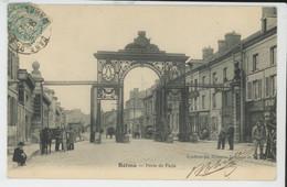 REIMS - Porte De Paris - Reims