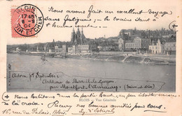 BLOISE - VUE GENERALE - POSTED IN 1904 ~ A 117 YEAR OLD POSTCARD #214855 - Blois
