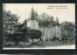 CPA - MEURSAC - Château Des Châtelars - Other Municipalities