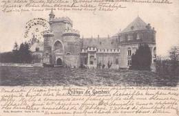 Gaasbeek - Château - Circulé En 1904 - Dos Non Séparé - Lennik - TBE - Lennik