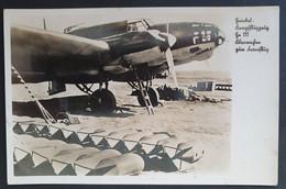 """Deutsches Reich 1941, Postkarte """"JU111"""" POCKING Gelaufen CSSR Zensur - Storia Postale"""