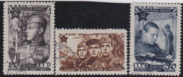 Russia   .  Michel    .   1111/1113-A       .    O    .      Cancelled    .   /  .   Gestempelt - Used Stamps