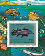 COMORES - Faune, Poisson Coelacanthe - Tb Y&T BF 11 - MNH - Ungebraucht