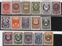 Russia   .  Michel    .   1092/1107       .   **    .   MNH    .   /  .   Postfrisch - Unused Stamps