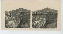 PHOTOS STEREO - MARSEILLE - Pont Redon Et Rochers - Photos Stéréoscopiques