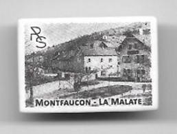 Fève  Village  Près  De  Besançon, MONTFAUCON - LA  MALATE  ( 25 ) Reproduction  C P A - Sonstige