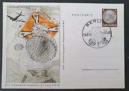 Deutsches Reich 1941, Postkarte P243 Bild 01 BERLIN Sonderstempel - Storia Postale