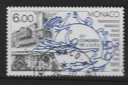 MONACO Yv 1702 Obli - - Used Stamps