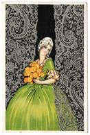 Busi Adolfo - Femme Girl Woman Ca 1930 - Busi, Adolfo