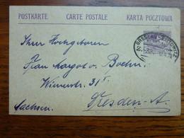 1920   Postcard Breslau Kattowitz    PERFECT - Covers & Documents