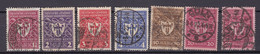 Germany - Reich 1921/1923 - 1922 Year _ Michel 199/204 - Used - 45 Euro - Unused Stamps