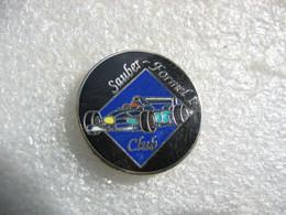 Pin's Du SAUBER Formule 1 Club - F1