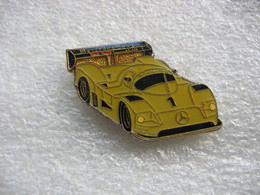 Pin's Formule 1 MERCEDES BENZ - F1