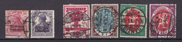 Germany - Reich 1875/1919 - 1919 Year _ Michel 105/106+107/110 - Used - Used Stamps
