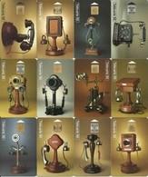 Lot - Phonecards - Collection Historique - Série Complète De 23 Télécartes - Téléphones - Telefoni