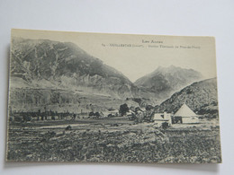 HAUTES ALPES-GUILLESTRE-84-STATION THERMALE DU PLAN DE PHAZY ED V FOURNIER ANIMEE - Guillestre