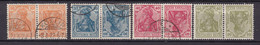 Germany - Reich 1920/1923 - 1921 Year _ Michel K1/3+K6- Used/MH - 50 Euro - Used Stamps