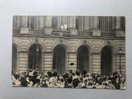 CPA  Avènement De Léopold III - Inaugurazioni