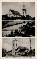 Gruß Aus Kirschfeld Bei Znaim A. D. Thaya, N.-Donau - 3 Bilder * 16. 7. 1943 - Czech Republic