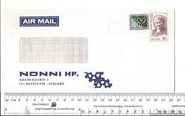 Iceland Reykjavik......................(Box 8) - Lettres & Documents