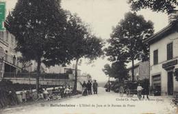 BELLEFONTAINE – L'Hôtel Du Jura Et Le Bureau De Poste - Sonstige Gemeinden