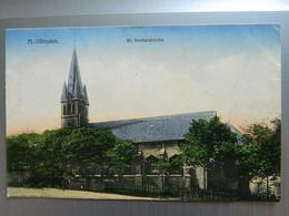 M DUMPTEN                                                 ST BARBARAKIRCHE - Muelheim A. D. Ruhr