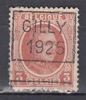 3524 Voorafstempeling Op Nr 192 - GILLY 1925 Positie C - Rolstempels 1920-29