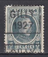 3973 Voorafstempeling Op Nr 193 - GILLY 1927 Positie C - Rolstempels 1920-29