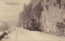LES ROUSSES (Jura) Le Tram Au Turu - Autres Communes