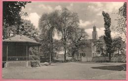 C.P. Quaregnon =  Parc  Et  Hôtel  De Ville - Quaregnon