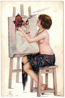 Tam Jean - Femme Girl Woman Akt Nude Erotik Nus Ca 1930 - Andere Zeichner