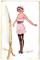 Sager Xavier - Femme Girl Woman Akt Nude Erotik Nus Ca 1930 - Sager, Xavier