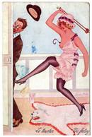 Sager Xavier - Femme Girl Woman Akt Nude Erotik Nus 1919 - Sager, Xavier