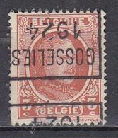 3317 Voorafstempeling Op Nr 192 - GOSSELIES 1924 Positie D - Rolstempels 1920-29