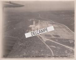 OSSULAIRE De DOUAUMONT  Photo Originale Prise D'Avion Par Le Capitaine GUERTIAU 38 ème Régiment D'Observation Militaire - Aviazione