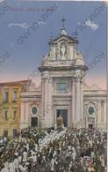 CARTOLINA  CATANIA,SICILIA,FESTA DI S.AGATA,BELLA ITALIA,MEMORIA,CULTURA,RELIGIONE,IMPERO ROMANO,VIAGGIATA 1922 - Catania