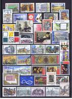Belgien, Belgium #8 1991-93: 41 Diff. Gestempelt, Used, Obl - Collections