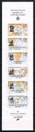 FRANCE   1988       MARINS& EXPLORATEURS    Carnet De 6 Timbres Frais     MNH - Bekende Personen