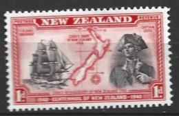 Montserrat  1940  SG 614  1d  Centennial   Unmounted Mint - Unused Stamps