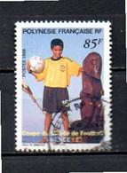 Timbre Oblitére De Polynésie Francaise 1998 - Usados