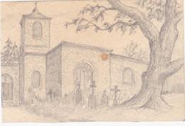 48702 =  Trois Ponts église  St Jacques - Trois-Ponts