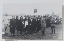 10463 Foto D'epoca 230 - Militari Fascismo - Guerra, Militari