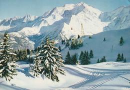 France Au Pays Du Mont Blanc -Les Pistes De Ski - Sonstige Gemeinden
