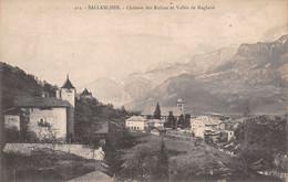 74-SALLANCHES-N°T2541-B/0301 - Sallanches