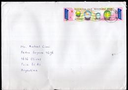 Nederland - 2020 - Lettre - Envoyé En Argentina - A1RR2 - Covers & Documents