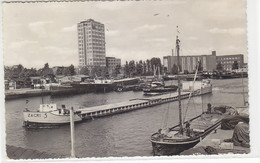 Binnenschiff Mit Dem Namen ZACRI 5 - 1957 - Commerce